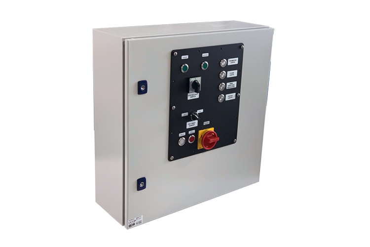 Offshore | Q-Control System X3