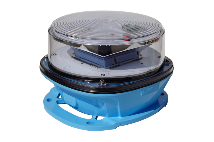 Q-OBSTRUCTION LIGHT MEDIUM INTENSITY 2.000 CD
