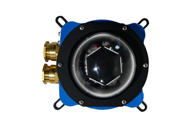 Explosion proof - Q-Explosion Proof Perimeter Light