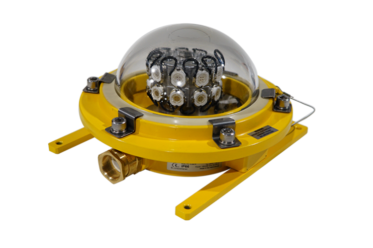 Offshore / Explosion proof - Q-Explosion Proof  Status Light
