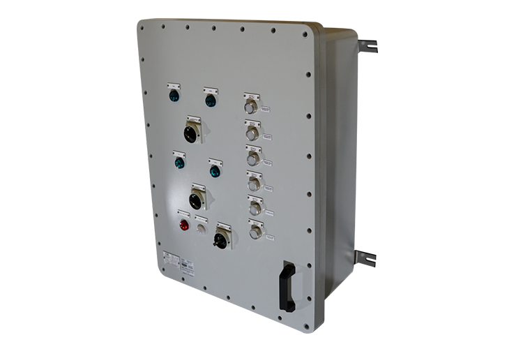 Offshore / Explosion proof - Q-Explosion Proof Offshore Control System WEX4