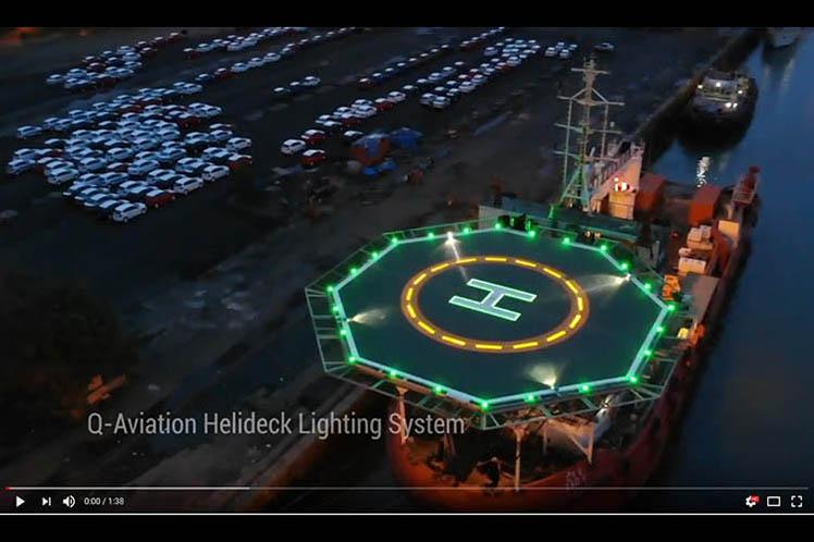 Marking Td Pm Circle H Lighting Q Aviation